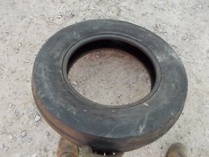 Farmall 350 400 450 Sm Mta Tractor Ih Good 6 00 X 16 6 Ply 3 Rib Firestone Tire
