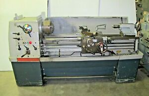 Clausing Colchester Model 15 Gap Bed Geared Head Engine Lathe 15 X 50 Tooling
