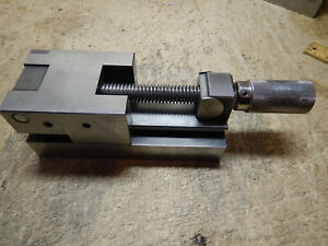 J a m Jam Vise Precision Grinding With Bend Force Cancellation Machinist Tool
