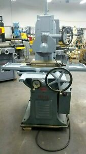 Brown Sharpe Heavy Duty No 1 1 2 Surface Grinder 6 X 18 With Magnetic Chuck