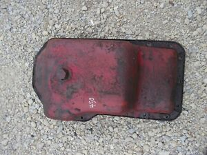 Farmall 400 450 Tractor Original Ih C264 Engine Motor Oil Pan Drain Plug