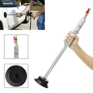 Car Auto Body Repair Air Pneumatic Dent Puller Suction Cup Slide Tool Hammer