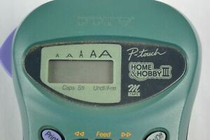 Brother P touch Home Hobby Iii Pt 85 Label Maker