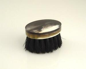 New Old Stock Carl Aubock Workshop Beard Or Clothes Brush Horn Vienna 50s O1