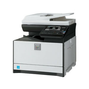 Sharp Mx c301w A4 Color Multifunction Laser Printer 30 Ppm Print Scan Copy