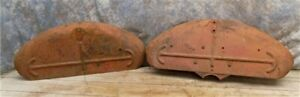 Allis Chalmers Fenders Tractor Agricultural Farm Machinery Part Vintage Garage