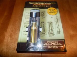 MODERN RELOADING 2ND EDITION Reload Load Data Ammo Ammunition Gun Guns Book