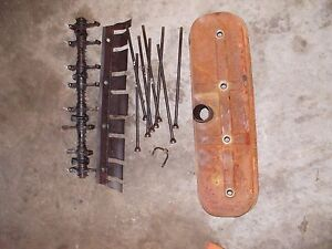 Allis Chalmers Wd Wd45 Wc Tractor Ac Engine Rocker Arm Assembly