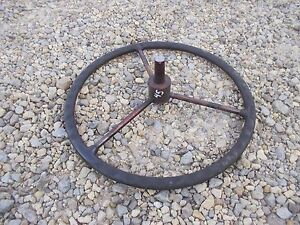 Allis Chalmers Wd45 Wd 45 Tractor Ac Steering Wheel