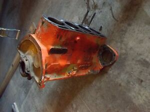 Allis Chalmers Wd 45 Wd45 Tractor Original Ac Engine Motor Block