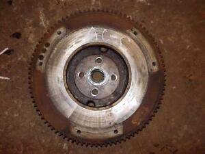 Ac Allis Chalmers C Tractor Engine Motor Flywheel W Starter Ring Gear