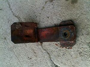 Allis Chalmers Wd Wd45 Tractor Ac Seat Mounting Flip Over Bracket Hard To Find