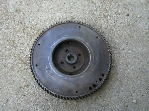 Allis Chalmers Ac C Tractor Original Good Working Engine Flywheel