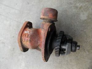 Allis Chalmers Styled Wc Tractor Engine Motor Distributor Drive Assembly Ac