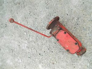 Allis Chalmers Styled Wc Tractor Original Ac Pto Engagement Assembly W Lever