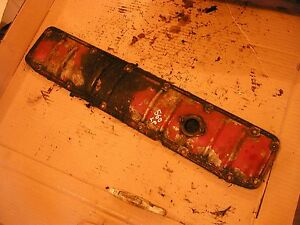 Farmall 560 Lp Tractor Ih Engine Motor Side Cover Panel