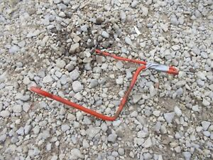 Allis Chalmers B Tractor Ac Pto Hydraulic Engagement Lever Rod Linkage kk