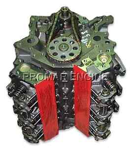 Remanufactured 97 01 Ford 4 0 Ohv Long Block Engine