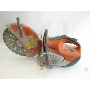 Stihl Ts420 14 Compact And Robust 3 2 kw Cut off Saw