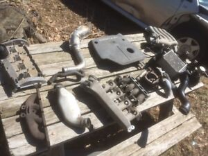 2001 Volkswagon Beetle 1 8 Ltr Turbo Engine Parts Lot Available