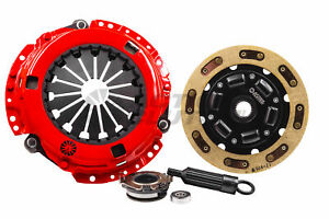 Action Clutch Stage 2 Pressure Plate Disc For Mitsubishi Mirage 88 89 5spd Turbo