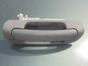 2000 Jeep Grand Cherokee Rear Lift Gate Exterior Door Handle Assembly Unit