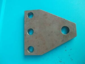 Farmall 400 450 560 460 300 350 656 504 Tractor Ih 2pt Fast Hitch Draw Bar Plate