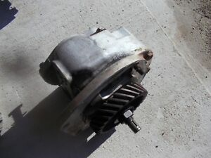 Farmall 400 450 Ih Ihc Tractor Live Hydraulic Pump Good Drive Gear