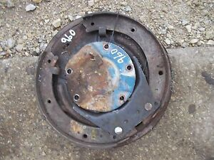 Ford 960 Tractor Brake Pad Housing Shoe Assembly