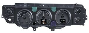 Dakota Digital 1970 72 Chevelle Ss Monte Carlo El Camino Gauge Kit Hdx 70c cvl k