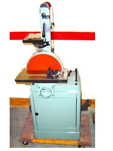Accura 03648 Heavy Duty Combination Belt Disc Sander