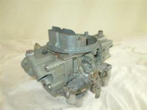 Oem Gm Holley Carb List 4346 1969 Chevy 396 375hp 427 425hp Yenko Copo Dated 804
