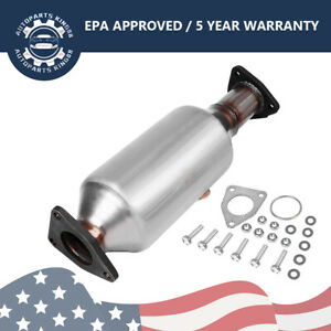 Direct Fit Catalytic Converter For Honda Accord 1998 2002 2 3l W gaskets Epa