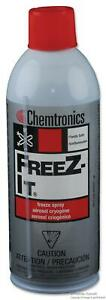 Chemtronics es1550 coolant freeze aerosol 15fl oz