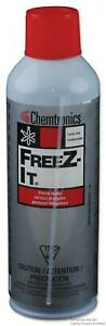 Chemtronics es1050 coolant freeze aerosol 10oz