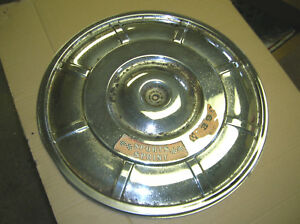 1967 1968 Ford Sports Sprint Chrome Air Cleaner Top Decent Driver Rat Rod Cnd
