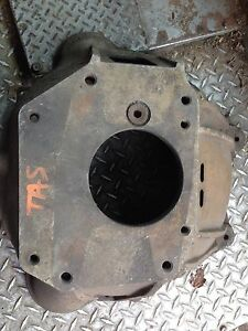14 Pontiac Bell Housing Gto Olds 442 Buick Gs V8 Std manual 1964 Up