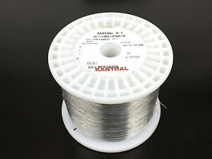 Kanthal A1 27 Gauge 4 90 Lb 9 996 Ft Resistance Wire Awg A 1 Ga