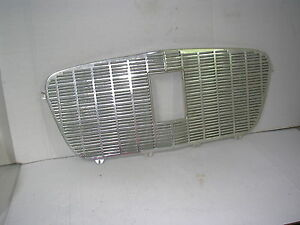 1960 Plymouth Valiant Aluminum Grill 60 Plymouth Valiant Grille Fb19