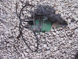 Oliver 66 Tractor White 244 Engine Motor Distributor Drive Assembly Plug Wires