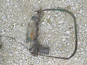 Oliver 60 Tractor Original Gas Tank Mounting Bracket Stap Coil Holder
