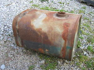 Oliver 60 Standard Tractor Fuel Gas Tank