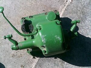 Oliver 77 Rowcrop Tractor Original Good Working Mechanical Lift Assembly