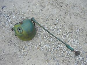 Oliver 77 Tractor Original Rear Housing Cover Pto Engagement Lever