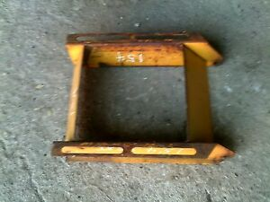 Ihc International Cub 154 Tractor Ih Main Seat Mounting Bracket
