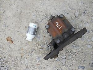 Ford 9n Tractor Good Working Hydraulic Pump Assembly Mounting Cover