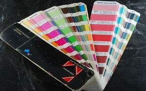 Rare Pantone Matching System Formula Guide Fan Style Kohl Madden Ink 1987 Used