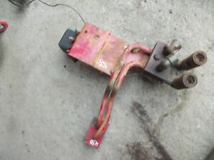 Farmall 400 450 Rc Tractor Ih Front Left L Good Steel Hydraulic Lines