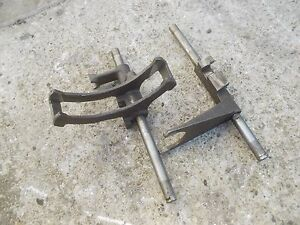Ford 9n Tractor Main Transmission Shifter Shift Forks And Linkage Rods