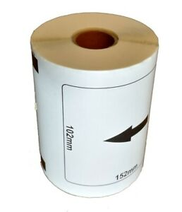 10 Rolls Compatible Brother Dk 1241 4 X 6 Shipping Labels No Cartridge